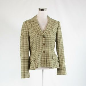 Light beige DAVID MEISTER blazer jacket 12